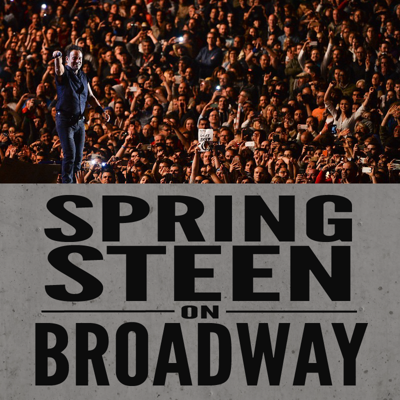 springsteen on Broadway Raffle