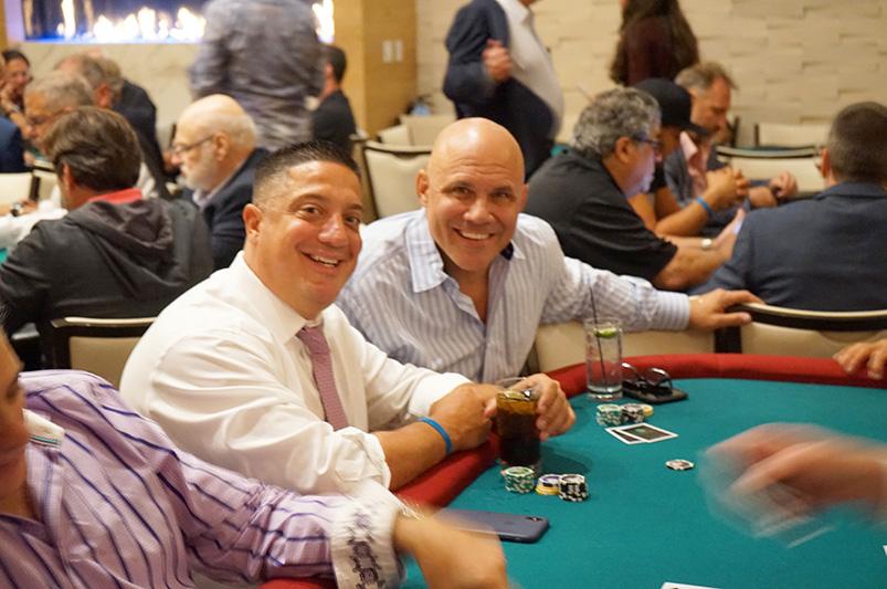 Celebrity Poker Night