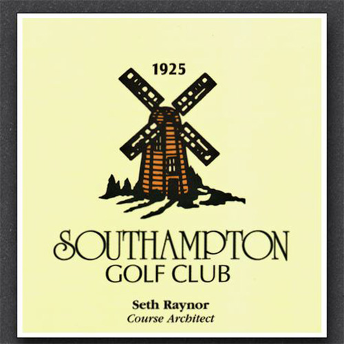 Golf Threesome at Southampton Golf Club